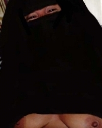 Adrienne whit sex burqa