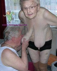 Mature granny exposed compilation