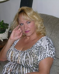 German Amateur Mature Woman