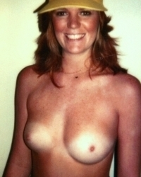 Amateur pics of women with Tan Lines