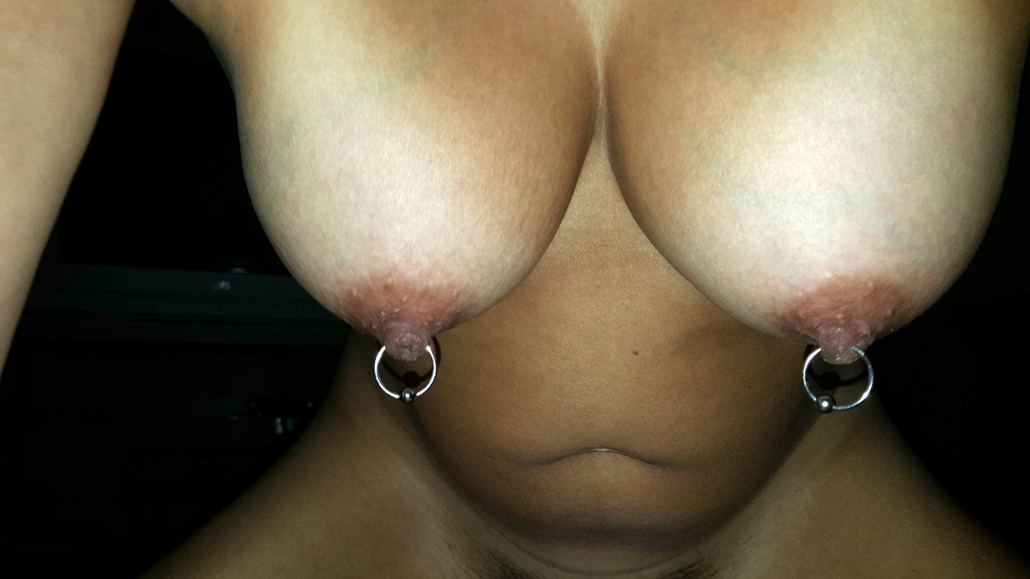 Big nipple rings porn #4