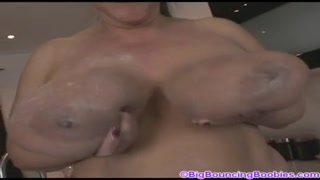 Carol Brown huge boobies milf