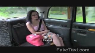 FakeTaxi - Wannabe porn starlet  got skills