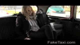 FakeTaxi - Canadian tourist gets royally fucked
