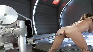 1358stunning Felony violated by poking  machines