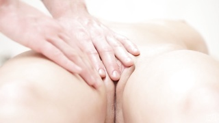 Nubile Films - Sensual massage turns hot