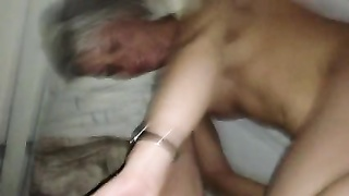 Leeds lezzie takes her agreeable cock- vid one