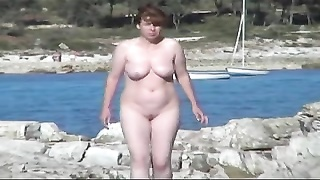 Nude Beach - Redhead obsolete