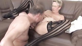 insatiable GERMAN HOUSEWIVES #4 - complete film -B