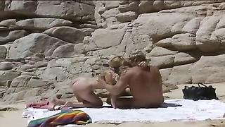 Beach hookup gig  from Retro movie lifeless xxx