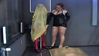 Latex restrain bondage  fetish