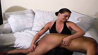 2 dominant girls sing sub  A lesson