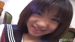 12416Schoolgirl in activity