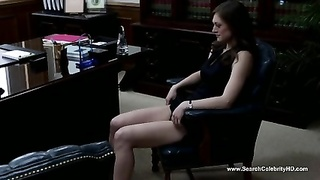Hannah Ware and Marin Ireland - Boss S02E08