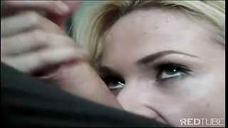 Ava Vincent gets fucked by a hard-on