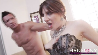 HarmonyVision huge-chested ass-fuck  Samantha Bentley