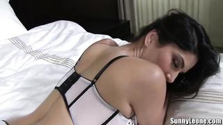 SunnyLeone Sunny Leone in a luxuruous hotel