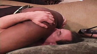 sunless slut Gets plumbed