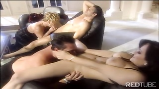 insane  housewifes group sex is fantastic