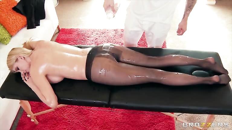 Transen Hangetitten Schoen Massage