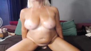 harmful 47 year ancient fuckslut teasing on webcam, portion 6