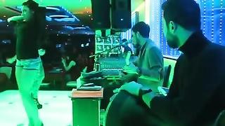 scorching turkish babes Dancing in nightclub