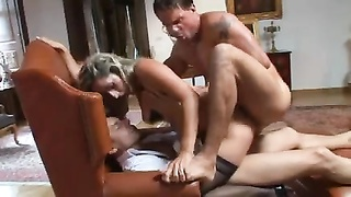 adore anal invasion three-way