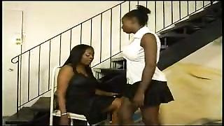 Spanking black  Kayla xLx
