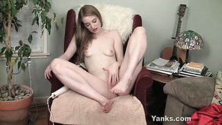 spectacular Ela Pleases Her honeypot  With vibrator