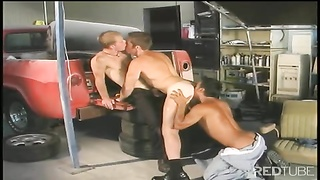 homosexual fever  in the garage