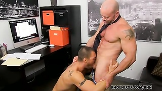 wild office bootie tearing up