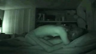 53493Student lovers on nightvision