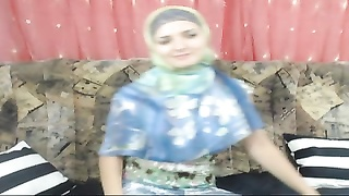 Malak arabic girl on cam2