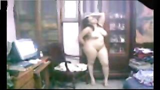 Egyptian Bbw Dance naked