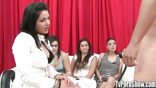 knob Obsessed girls observe dudes use cock Pumps - TvPornShowcom.