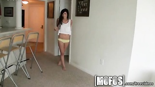 Mofos - nice teenage  Calista Carmichael blows prick