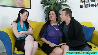 real stepfamily plow till stepdad cums