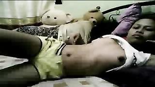teenage  Filipina disclose Her figure Part-1