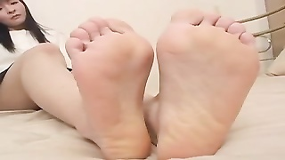 beautiful chinese feet