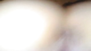 steaming Korean wife pulverize