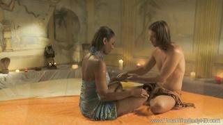Advanced Yoni massage In HD