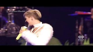 Miley Cyrus live performance wearing pasties and a undies