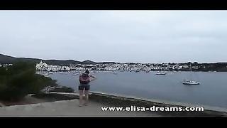 Flashing in public in Spain