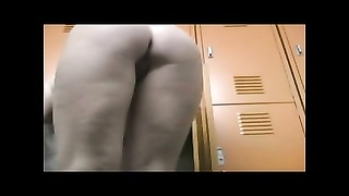Spying In Locker Room BVR