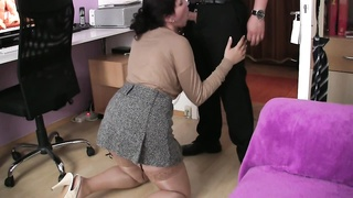 anal with german tramp 27