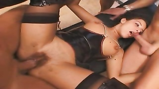 ass fucking & dp with torrid  fucksluts