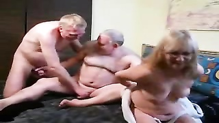 passe bisex, deep-throat after cum