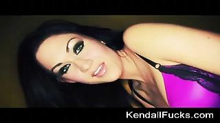 Kendall Karson's stunning Fetish tease