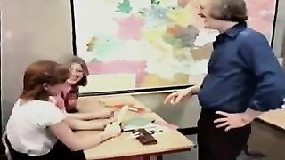 Schoolgirl twats - CCC (german dub)