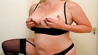 Danish Escort lady Katja 13 disrobe